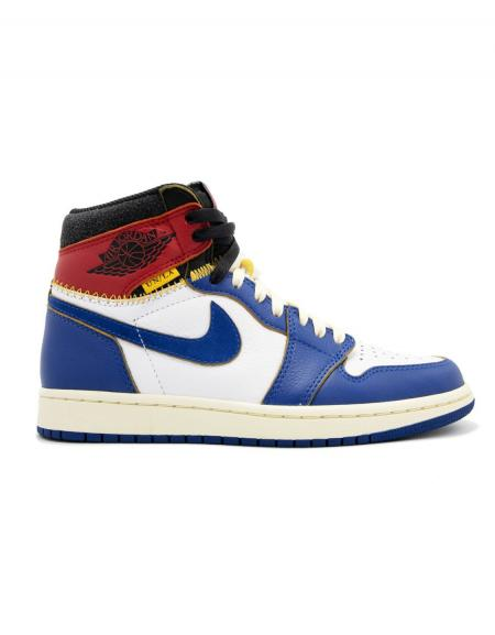 AIR JORDAN 1 RETRO HI NRG / UN (STORM BLUE)